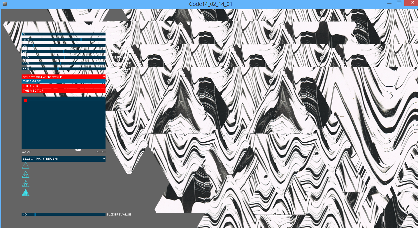 Virtual and Physical Geometric Objects with Processing, by